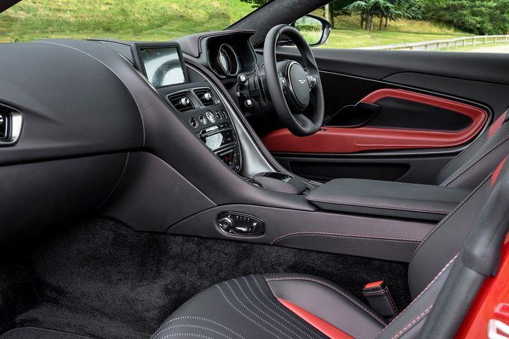 Aston Martin Henley Regatta DB11 Interior