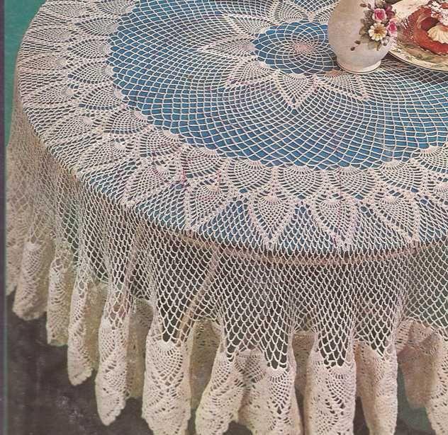 Patron Para Tejer Tapete Gigante O Mantel Redondo A Mano A Crochet O Ganchillo Mira Mas Instrucciones Y Mantel De Ganchillo Manteles Tejidos A Crochet Tapetes