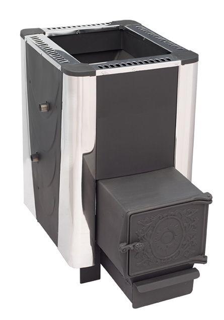 Печь банная Березка 15 с контуром Берёзка (Россия) на печном складе ФЛАММА  отдадим по цене 11440.00 RUB    Печь банная Березка 15 с контуром           Производитель:         Березка             Объём рекомендуемого бака для горячей воды:         35             Диаметр дымохода:         115             Масса, кг:         115             Габариты (Высота):         660             Габариты (Ширина):         440    …