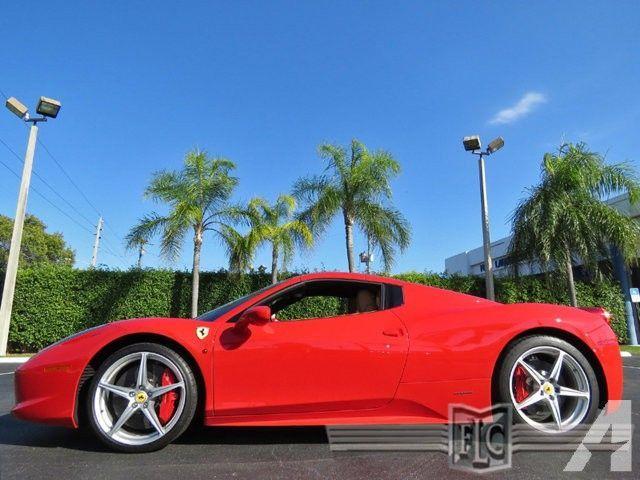 Ferrari 458 Italia Price On Request