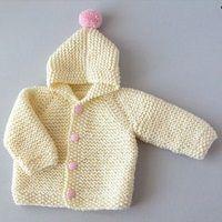 ¿Cómo tejer un suéter para niños de 2 años? – yComo