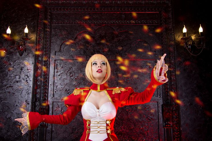 Coser/Model: Disharmonica (Helly von Valentine) |  Photography by Dzikan |  Cosplay: Fate/Extra CCC |  Original: Fate/Stay Night |  Class/Character: Saber Nero Claudius Caesar Augustus Germanicus |  FateStayNight FateExtra FateExtraCCC Fantasy Costume |  #Disharmonica #Cosplay #Saber #FateStayNight #FateExtra #FateExtraCCC #Fantasy #Costume #Sexy |  Pin by @settimamas