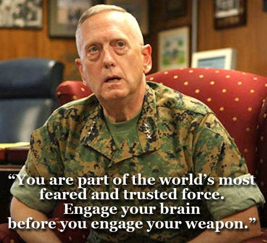 General Mattis Quotes 5