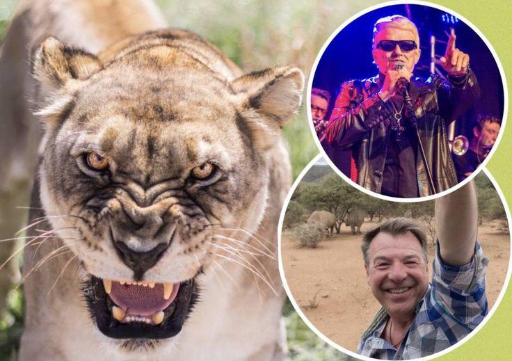 Vorsicht, bissig! Mit Patrick Lindner & Heino auf Schlagersafari in Namibia!