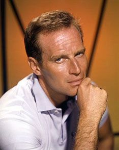 Charlton Heston, actor, director, (Ben-Hur, Planet of the Apes, Ten Commandments)  activist 1923-2008