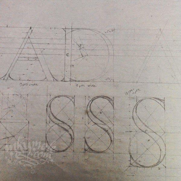 Inkymole: Signwriting with David Kynsaston.