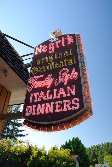 Negri's Italian Dinners @Jessica Nettrouer  whoaaaaaaaa... see the name?!