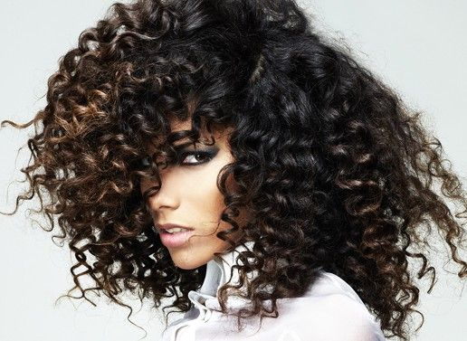 Au Naturale Hair Styles: Curly Hairstyles Curly Natural Hair