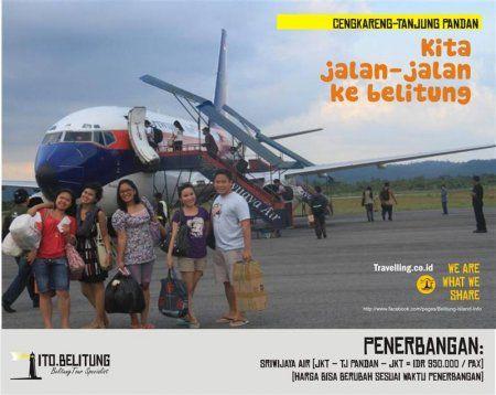 Paket Wisata Tour Belitung