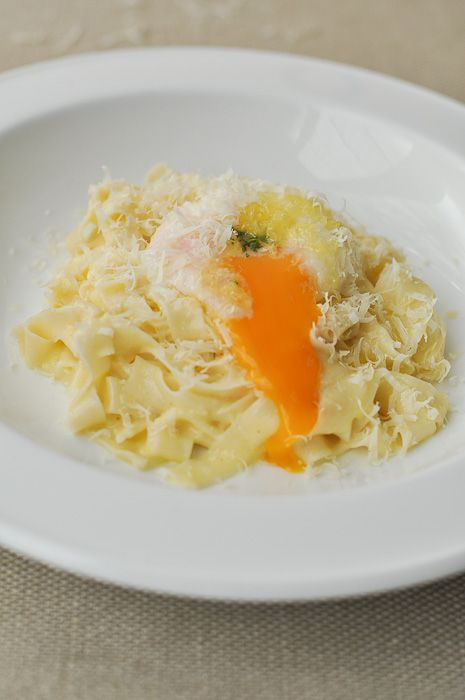 """Truffle Pasta . THIS IS A """"MUST TRY AT LEAST ONCE PER LIFETIME"""" RECIPE. Make the fetuccini in the Philips pasta maker then follow the recipe. SUPERB!"""