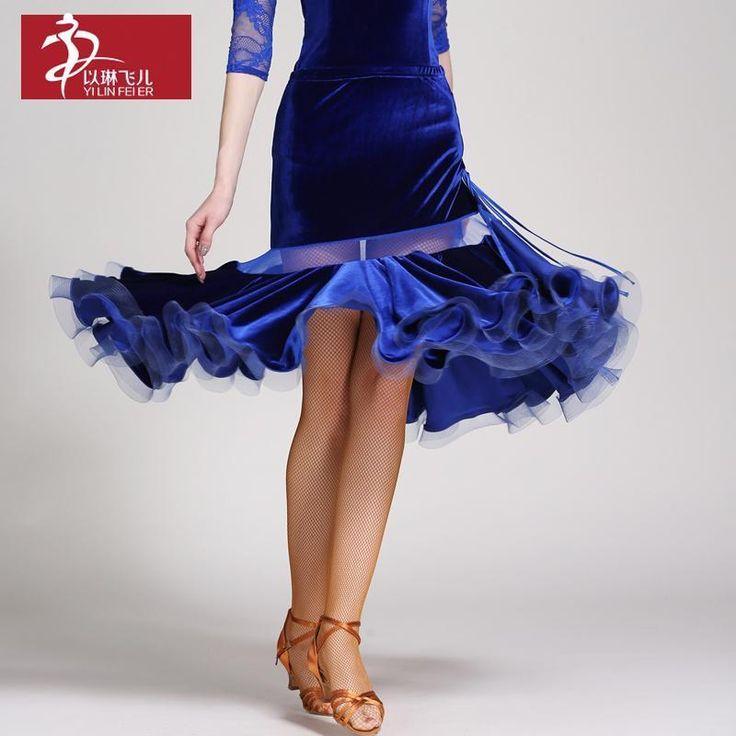 Cupro Skirt - DOODLE ROSES BLUE by VIDA VIDA Cheap Sale Popular BmFd5N3D