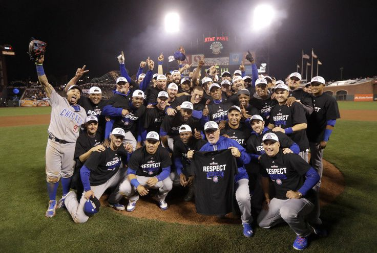 Cubs' history-tying rally keeps them moving forward = SAN FRANCISCO — Manager Joe Maddon's message to his Cubs before the postseason proved prescient. You will get a finger in the eye along the way, he told them before the start of the NLDS. The playoffs are seldom a.....