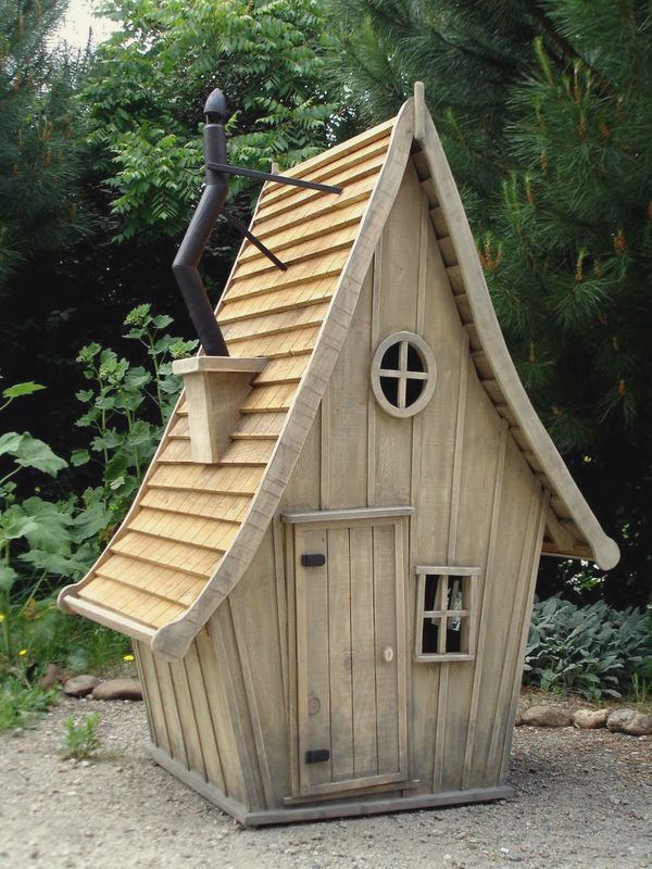 Best 25 plan cabane en bois ideas that you will like on - Idee maison a construire ...