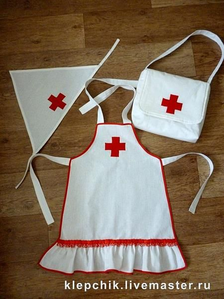 Детские костюмы доктора