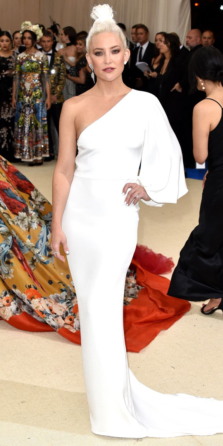 See All the Looks from the 2017 Met Gala Red Carpet - Kate Hudson from InStyle.com