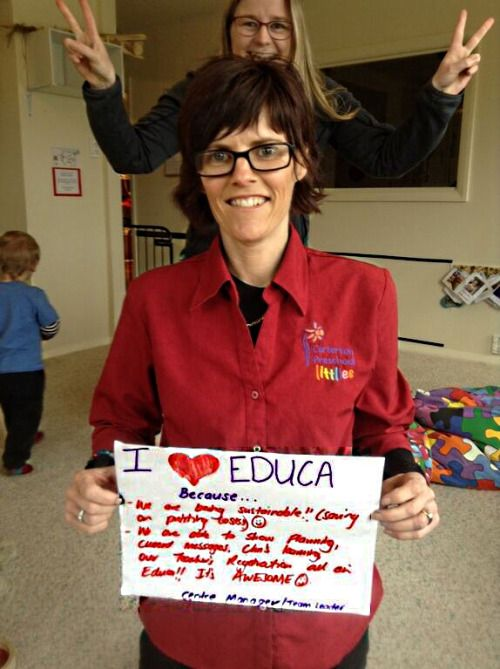Educa Blog - carterton preschool littlies #educatop5 entry