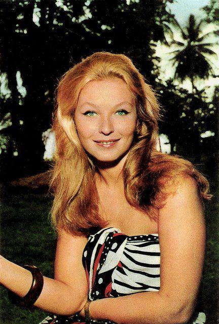 Marina Vlady // Beauty from the past