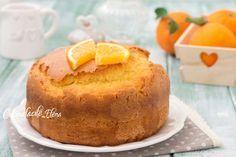 Torta sublime all'arancia