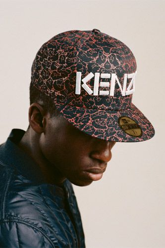 These Kenzo Caps Are So Rad, We Want To Wear Them On Good Hair Days.