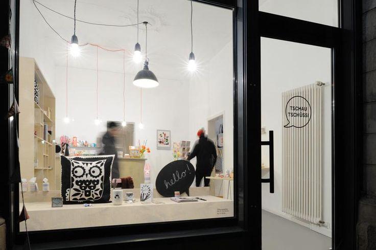 der shcnuckeligste Designladen im Leipziger Osten: TSCHAU TSCHüSSi