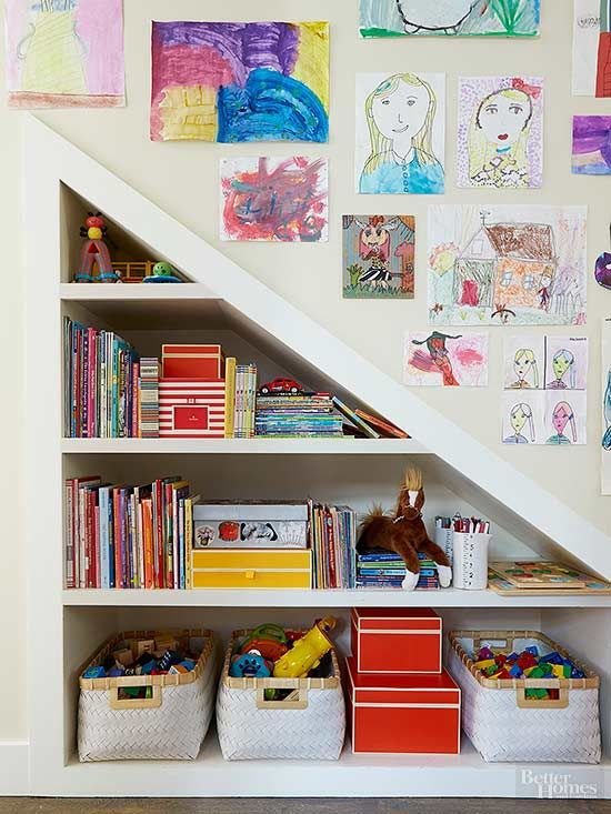 Your home is filled with missed storage opportunities! Discover the prime places you're overlooking, and use these 13 clever ideas to put wasted space to work.