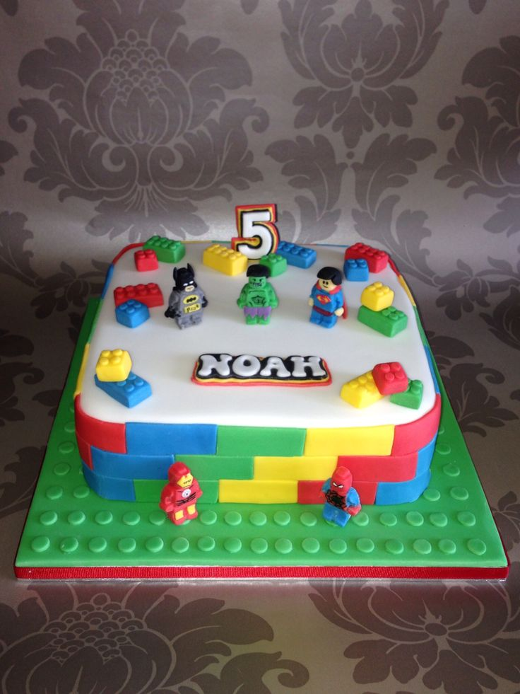 lego birthday cake 137 best cakes legos images on 5454