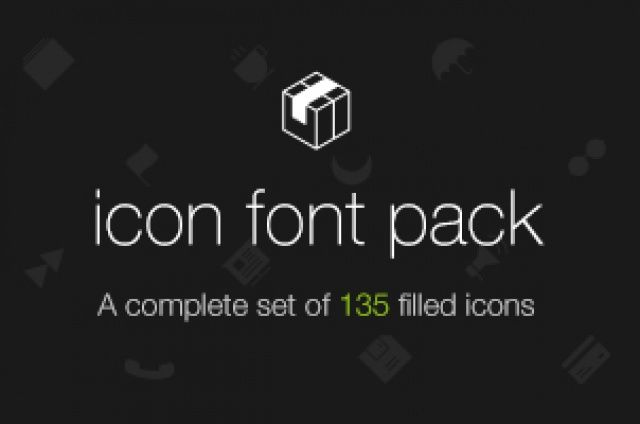 A custom @Amy Fontenot-face icon font with scalable vector icons. This is a complete set of 135 filled icons inspired by iOS...