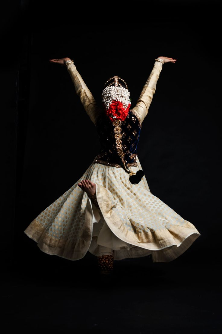 Kathak is one of the several traditional dance forms of India hailing from the northern states. It is narration of a Katha or story in a dance. The sound of Ghungroo (bells) tied around the dancer's ankles co-ordinates with the tabla beats of the music. It takes several years to master this art. !