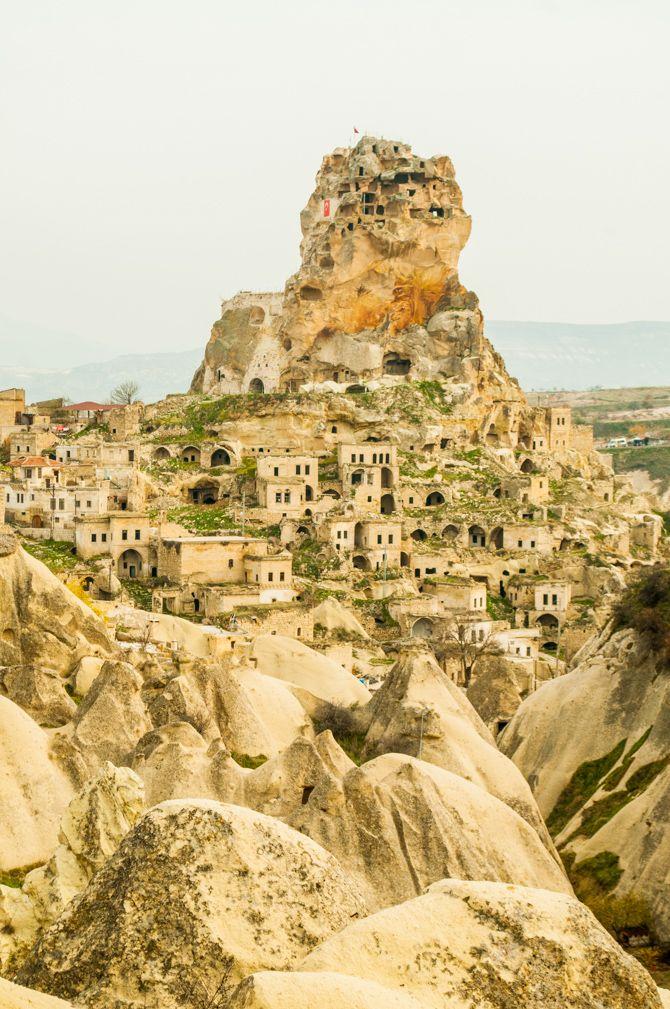 Discover the incredible unique landscape of Cappadocia, Turkey! via@livedreamdiscov