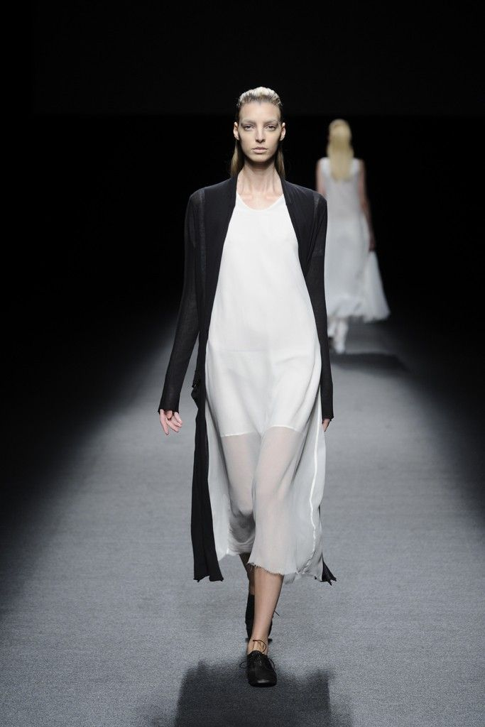 JNBY S/S 2014, Tokyo Fashion Week : Minimal + Classic