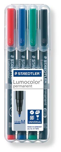 Marking, Permanent, Lumocolor Permanent Sets| STAEDTLER Mars Limited