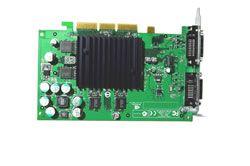 Video Card NV18/GeFrc4MX, Dual ADC/DVI  Power Mac G4