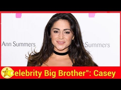 """""""Celebrity Big Brother"""" Casey Batchelor is pregnant!   Long it looked as could the British TV star Casey Batchelor (33) found no luck in love   2014, it snogging in the Celebrity Big Brother house still with ex-Blue member Lee Ryan (34) to be replaced shortly thereafter by..."""