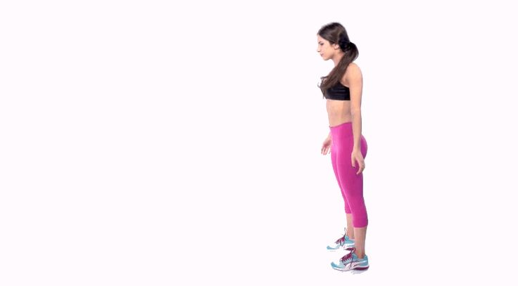4 moves for flat abs by Jen Selter