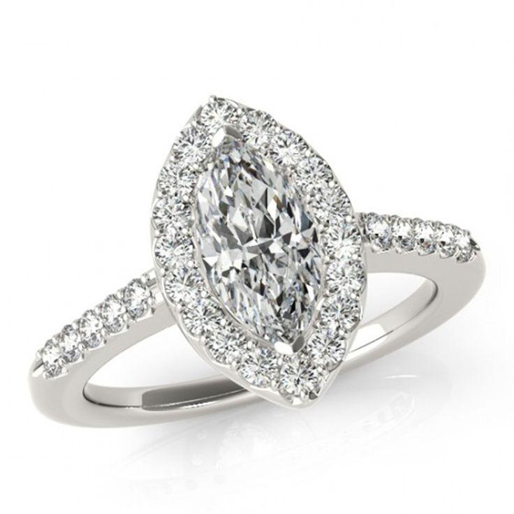 3 Karat Marquise Diamond Ring
