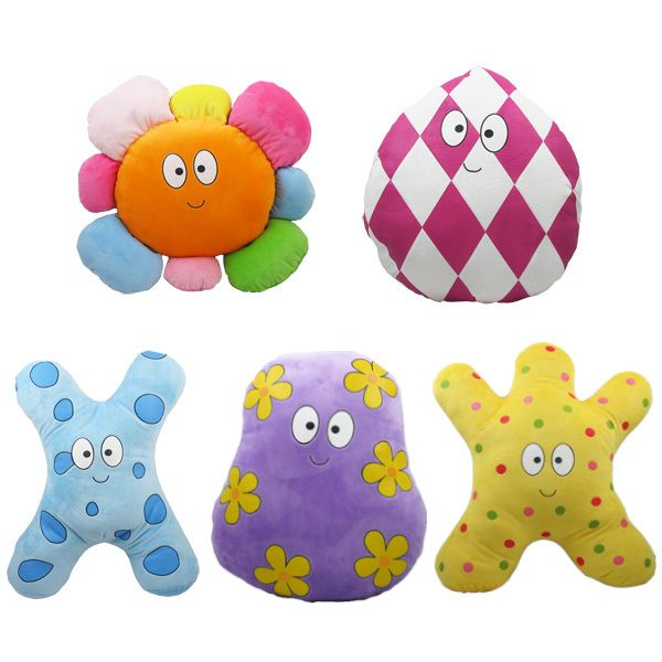 In The Night Garden Haahoos Style 1 Piece Plush Toy 15.7 inches Brand New