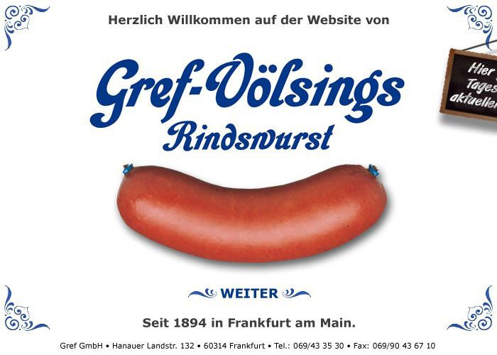 Rindswurst