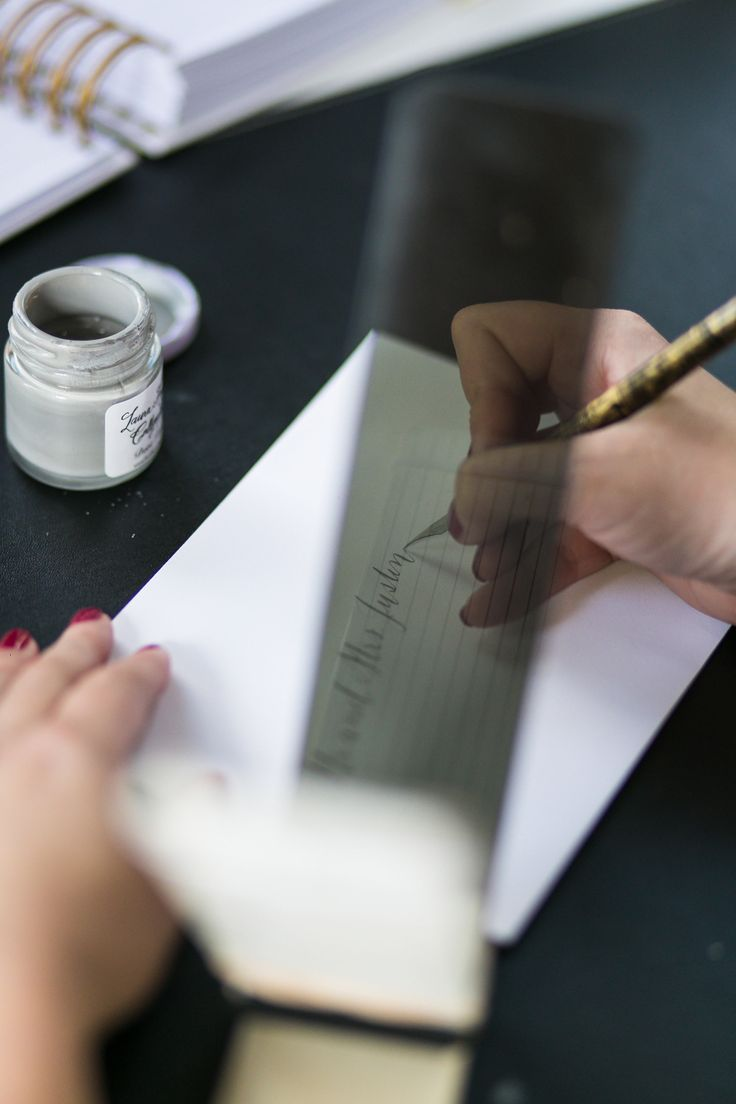 1000 Ideas About Calligraphy Supplies On Pinterest