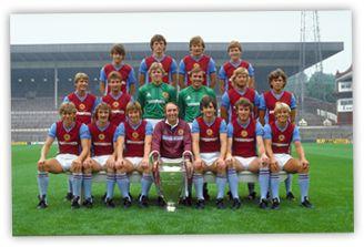 Aston Villa - European Cup Winners