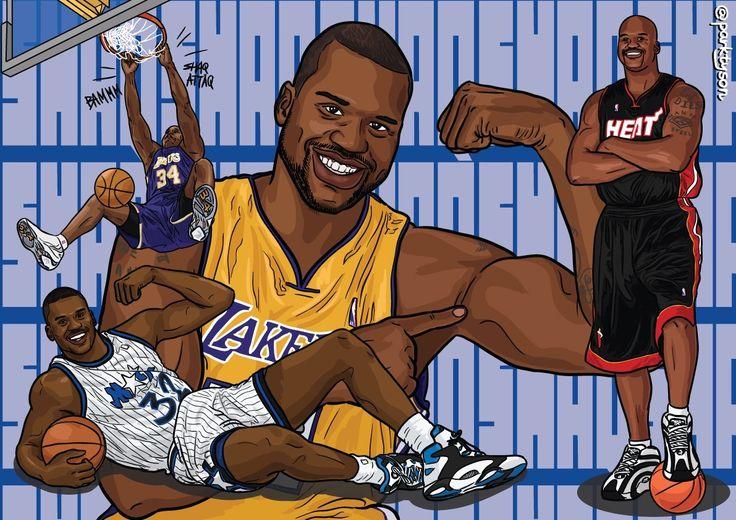 Dope Cartoon Nba Players: 1265 Best NBA Basketball Images On Pinterest