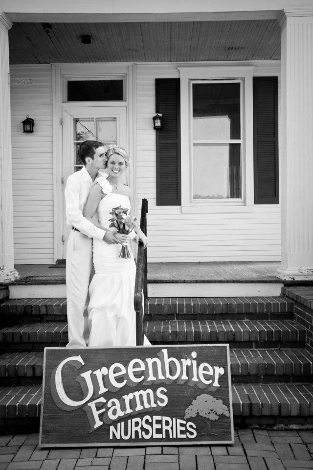Historic Greenbrier Farms Is The