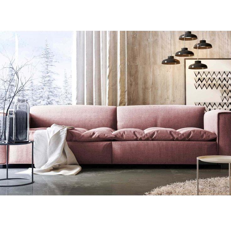 Az Astor rózsaszín kanapé minden nő álma! Ezen igazán édes a pihenés! #astor #kanape #rózsaszínkanapé #3személyeskanapé #kanapé