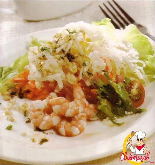 Resep Salad Soun, Salad Sayur Untuk Diet, Club Masak