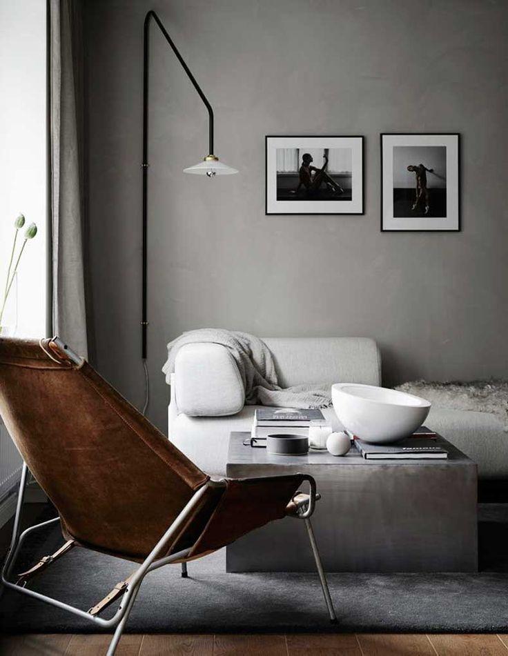 Die besten 25+ grau Schnitt Sofa Ideen auf Pinterest - wohnzimmer grau rot