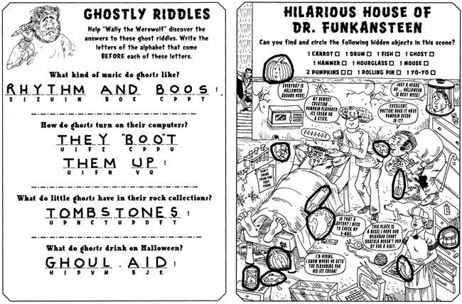 9 besten DIY: Puzzles Bilder auf Pinterest | Halloween-Party-Ideen ...