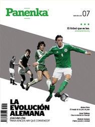 La mejor revista de Fútbol sin lugar a dudas. Maquetación, diseño y reportajes de calidad. El fútbol que se lee.