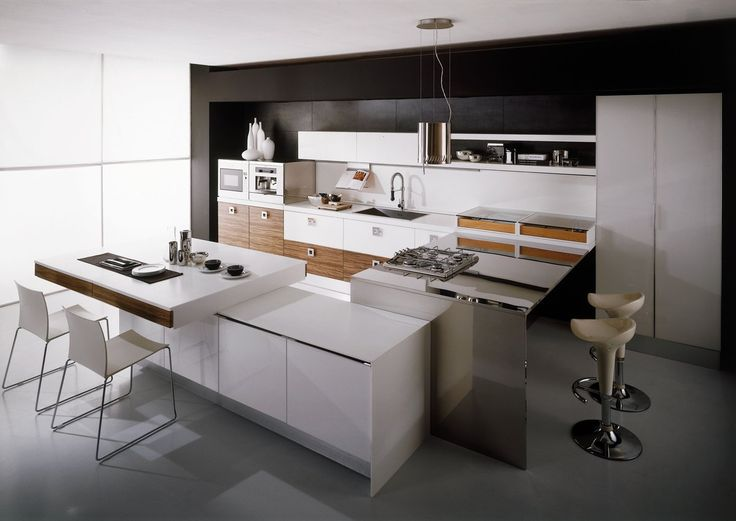 1000+ images about Cucine on Pinterest | Fitted kitchens, LED and ...