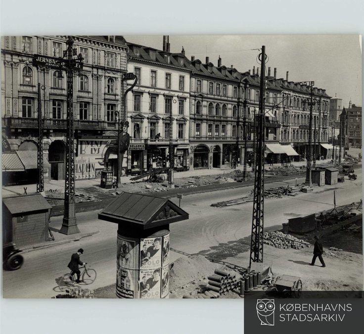 Vesterbrogade 1. maj 1931