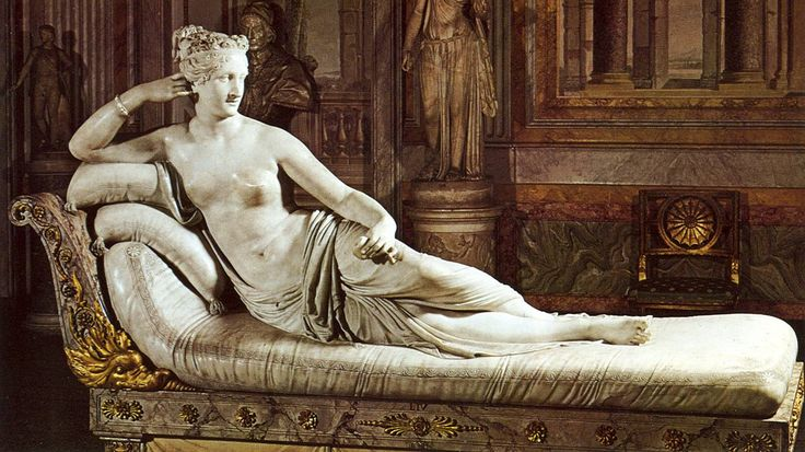 Neoclassicisme. Canova. Perfectie. Klassieke elementen. Realistisch. Idealistisch. Marmer.