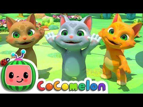 Three Little Kittens Cocomelon Abckidtv Nursery Rhymes Kids Songs Youtube Little Kittens Kids Songs Nursery Rhymes